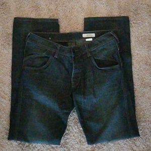 Men's Bragg Straight Legged jeans 32x34